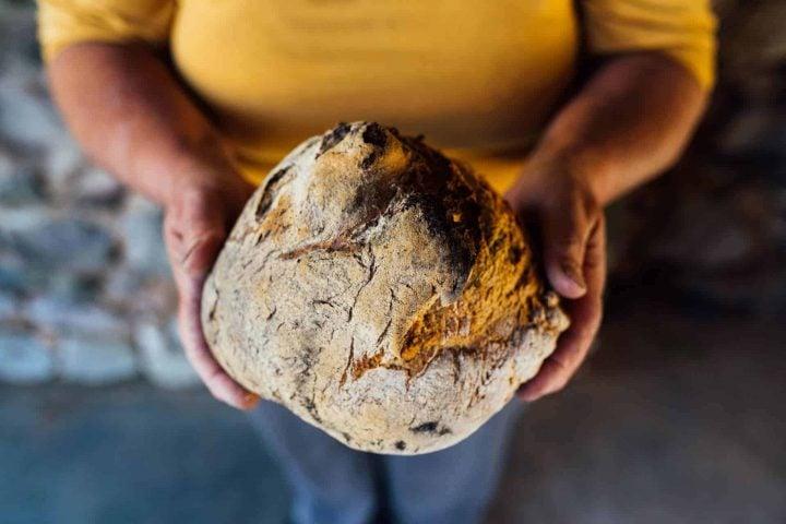 Workshop de pão, Ferraria de São joão
