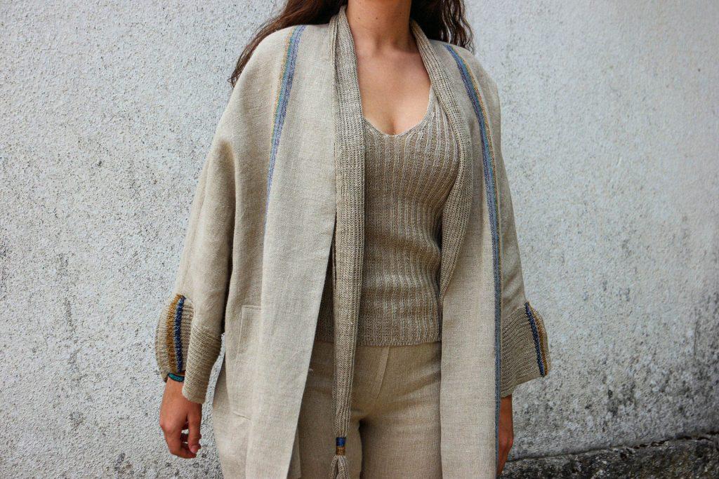 Vestuário de lã e linho, Capuchinhas