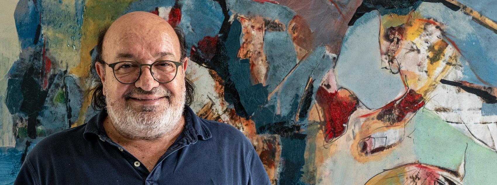 Mário Rocha, pintor